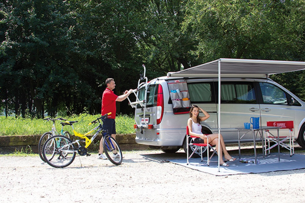 Fiamma Carry Bike Mercedes Viano And Vito After 2004